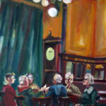Au 'Greenwitch Café'