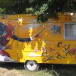 La caravane de Grégoire Barbed'Or