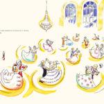 Ariane Rousseau, Quatuor Alfama, 'Le rêve d'Ariane'
