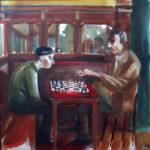 Au 'Greenwich Café'