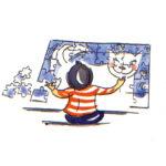 Illustration pour le 'Centre de référence des troubles autistiques' (UCL)