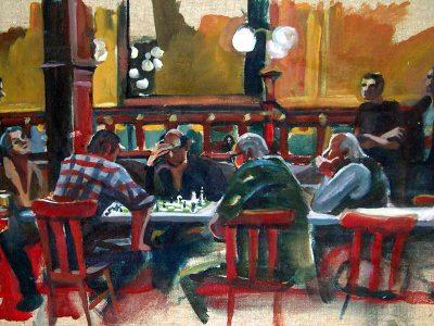 'Greenwich Café'