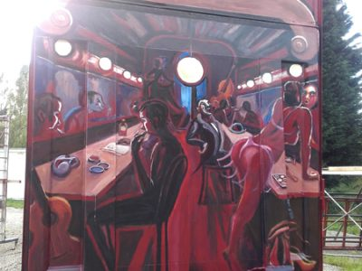 'Les Baladins du Miroir'
