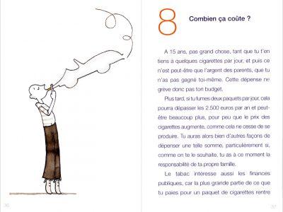 Lettre à un jeune fumeur